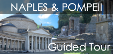 Naples  Pompeii Group Guided Tour