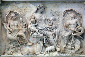 Ara Pacis of Rome - Useful Information - Rome & Vatican Museums