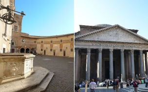 Castel Sant'Angelo and the Pantheon Private Tour
