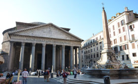 Castel Sant'Angelo and the Pantheon Private Tour - Rome Museum