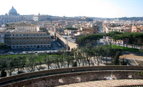 Castel Sant'Angelo and St. Peter's Square Private Tour