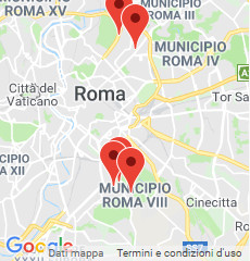 catacombs rome map