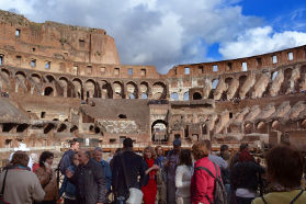 Colosseum Guided Tour - Rome Museum