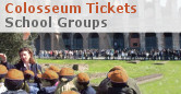 Colosseum Tickets - Booking procedure for European School Groups