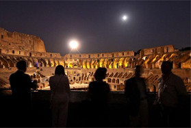 Colosseum Night Opening: Booking Tickets, Group Guided Tours on Special Thursday and Saturday Night - Colosseum Night Opening