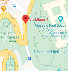 National Museum of Capodimonte map