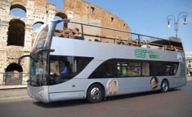 Rome Panoramic Open Bus Tour - Guided Group Tour Rome - Rome Museum