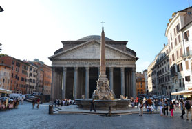 Pantheon of Agrippa - Rome Museums