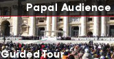 Papal Audience - Group Guided Tour - Rome Museum