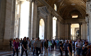 Private Guided Tour: St. Peter's Basilica Private Tour Reservations