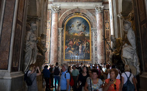 St. Peter's Basilica  Audio Guided Visit - Guided Tours and Private Tours - Rome Museum