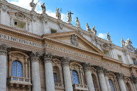 St. Peter's Basilica of Vatican City - Useful Information
