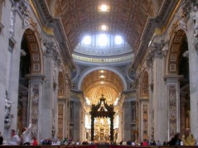 St. Peter's Basilica Private Guided Tours Reservation