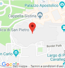 st peters basilica map