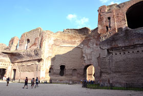 Thermae of Caracalla - Useful Information - Rome & Vatican Museums