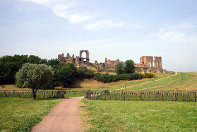 Thermae of Caracalla Tickets - Rome & Vatican Museums