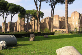 Terme di Caracalla, Tomba Cecilia Metella, Villa dei Quintili - tickets and tours