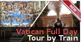 Vatican Full Day Tour with Pontifical Villas by Vatican train