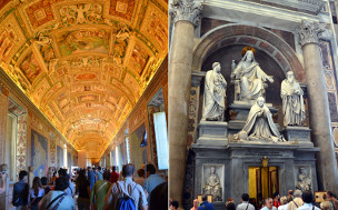 Private Guided Tour: Vatican Museums, Sistine Chapel and St. Peter's Basilica