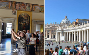 ROME VATICAN MUSEUM: Guided Group Tour Reservations