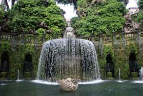 Villa D Este In Tivoli Of Rome Useful Information